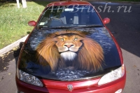 """TOYOTA LEVIN """"The Lion"""" (2009)"""